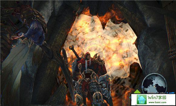 wiin7系统玩不了暗黑血统战神版游戏的解决方法